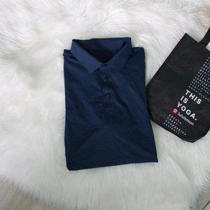 Lululemon Polo Shirt - Navy